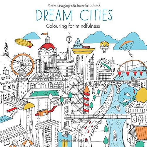 Illustrators Home London This Book Presents Some Worlds Youll Half Recognise And Other More Fantastical Cityscapes To Colour In Make Your Own