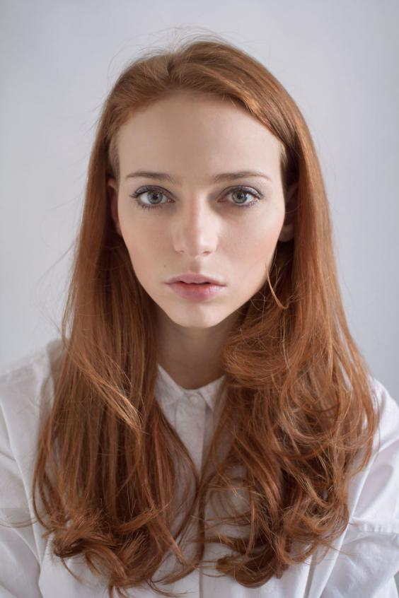 Pale redhead video thumbnails