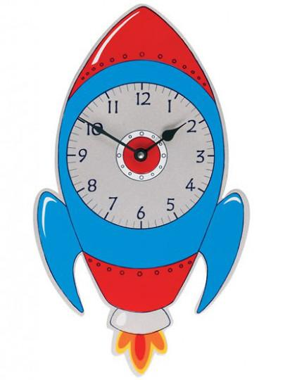 Clock Childrens Popflyboys