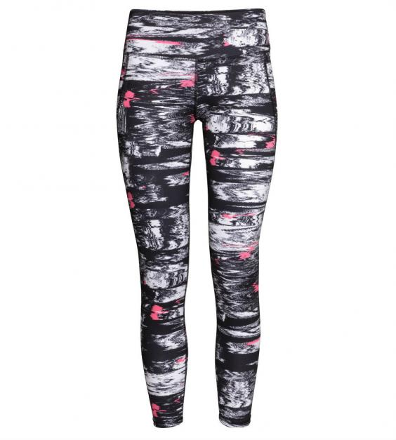 8 best patterned gym leggings | The Independent