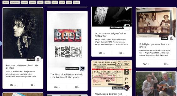 People S History Of Pop: BBC Asks Viewers To Share Their Musical Memorabilia To