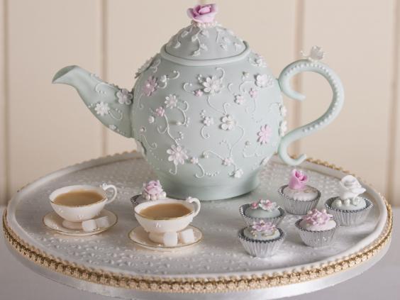 Fiona Cairns Birthday Cakes Waitrose