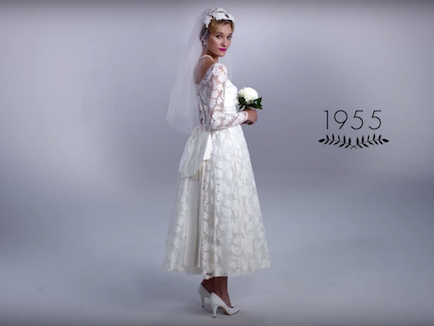 100 years of wedding dresses - 1955.png