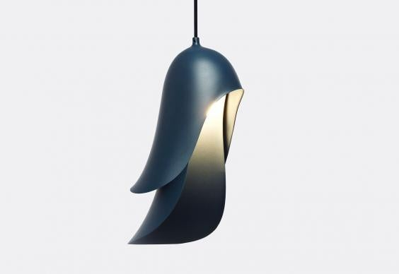 unusual pendant lighting. French Designer Constance Guissetu0027s Characterful Cape Light Looks Like A Little Ghost The Shade Is Made Of Two Flowing Plastic Shapes One Can Be Rotated Unusual Pendant Lighting L