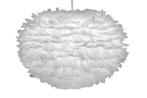 Hundreds Of Individual Goose Feathers Give A Soft And Subtle Glow When  Illuminated From Within. Bringing A Playful And Romantic Touch To Bedrooms  And ...