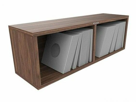 7 best record storage the independent. Black Bedroom Furniture Sets. Home Design Ideas
