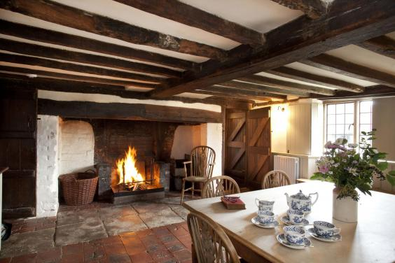 Cosy Up 20 Best Holiday Cottages For Winter The Independent