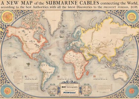 Everything You Need To Know About The Undersea Cables That Power - Us fiber optic map