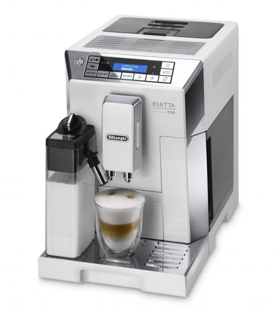 Amazing Coffee To Cup Machines Part - 3: This Is At The Pricier End Of The Market, But Itu0027s A Durable Machine With  An Impressive Memorising Function - It U0027remembersu0027 Your Coffee Preferences  (size, ...