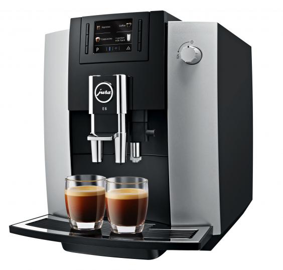 coffee machine in