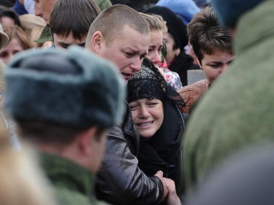 Vadim Kostenko: Parents of Russian soldier who died in ... | 564 x 423 jpeg 28kB