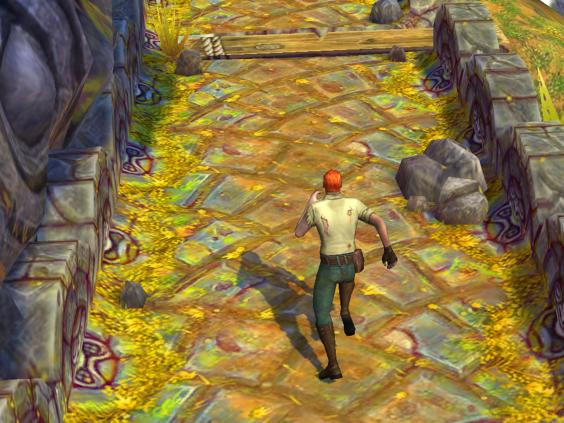 temple run 2 game for iphone 4 free