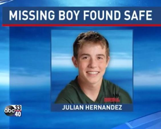 Julian Hernandez 5 Year Old Boy Who Went Missing In 2002