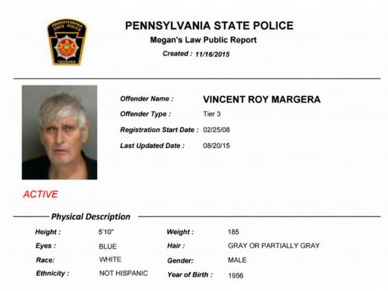 vincent margera sex offender in Manchester