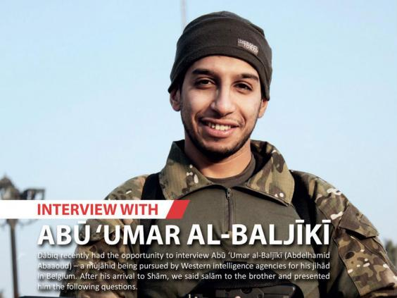 Image result for Abdelhamid Abaaoud