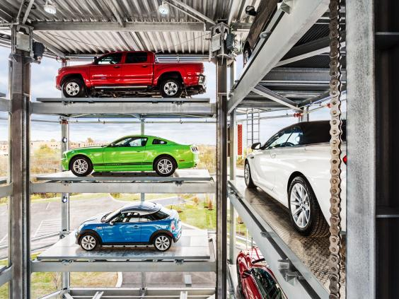 car vending machine in nashville could put salesmen out of business the independent. Black Bedroom Furniture Sets. Home Design Ideas