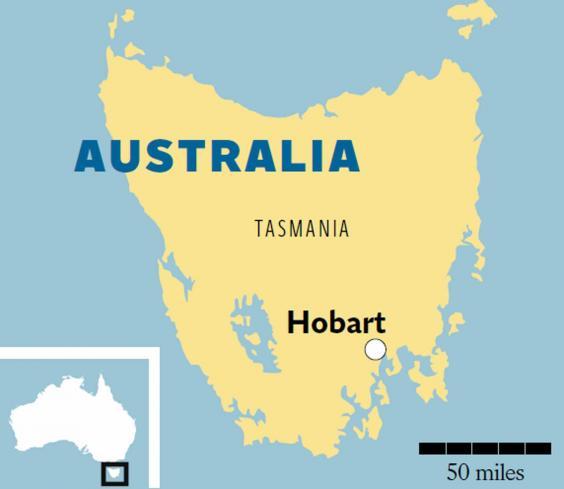 Tasmanias gourmet scene Creative chefs are turning Hobarts