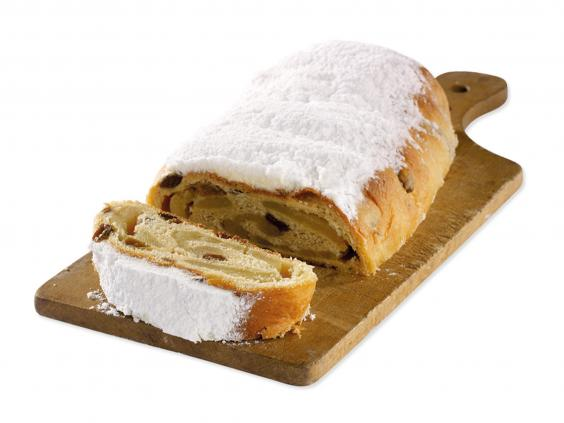 Stollen Cake Marks And Spencer