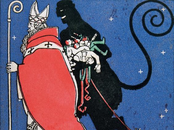 Devil Santa Claus