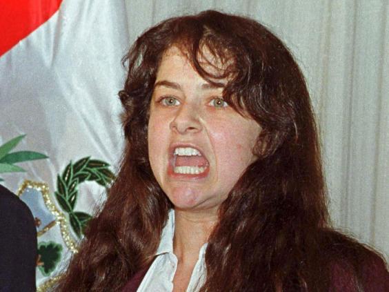 Lori Berenson: America's 'accidental terrorist' back home after 20 years in Peruvian jailDaily coronavirus briefing        Shape    Created with Sketch.                                                                                                        America's 'accidental terrorist' home after 20 years in Peruvian jail