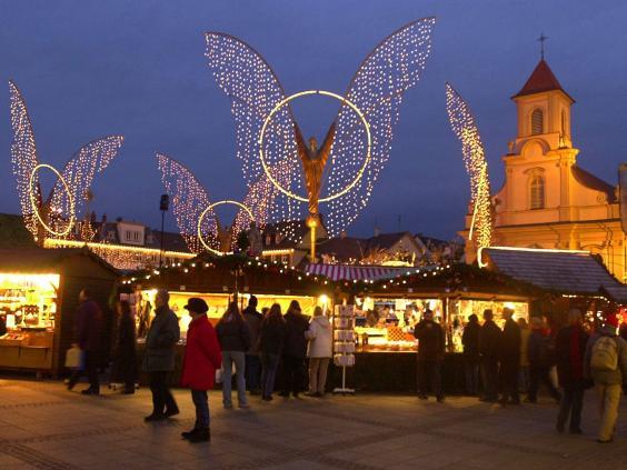 Christmas 2015: Seeking Yuletide tradition in Germany's beautiful ...