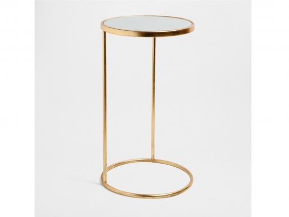 10 best side tables the independent for Small tall end table