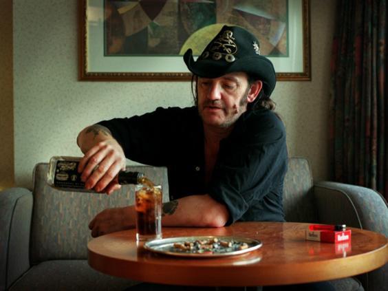 Lemmy Kilmister: Behind wild tales about Motorhead ...