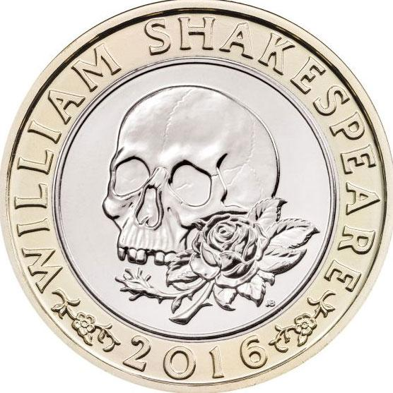 Shakespeare And Beatrix Potter Among New Coin Designs For