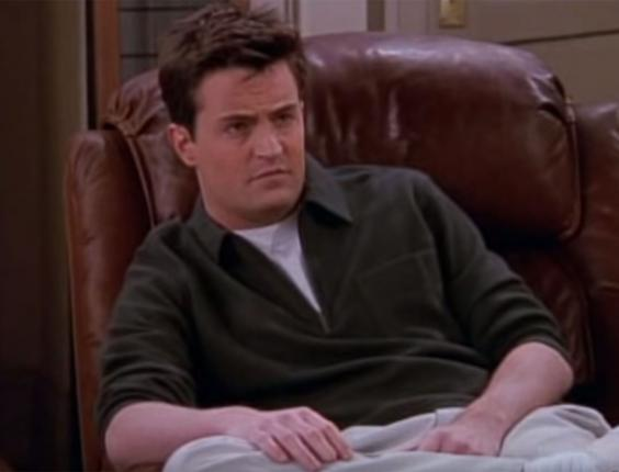 21 Of Chandler Bing's Best One-liners From Friends