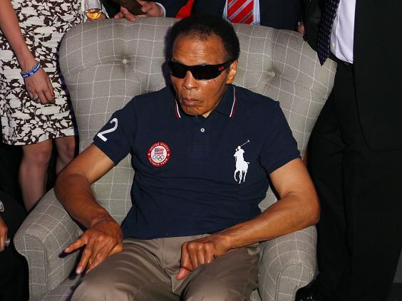 Muhammad Ali to make 'final UK visit' for I Am The ...