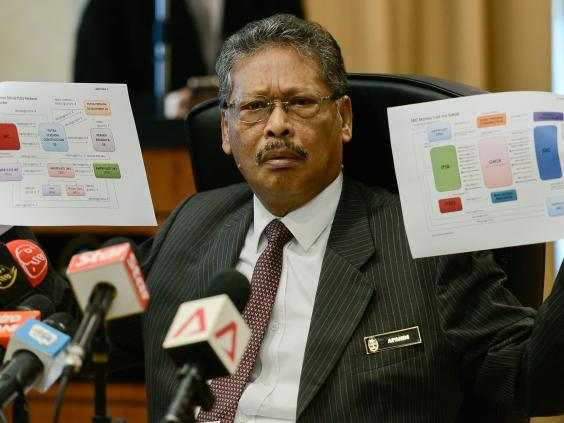 Image result for images of attorney general of malaysia