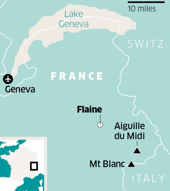 Skiing at Flaine The revitalisation of a French ski resort The