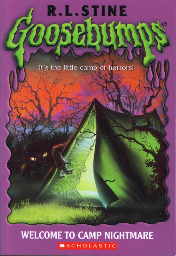 List of Goosebumps books