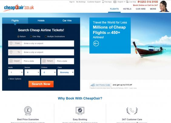 Plan your trip with CheapTickets. Buy airline tickets, read reviews & reserve a hotel. Find deals on vacations, rental cars & cruises. Great prices guaranteed!