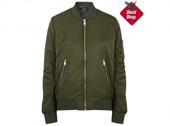 12 best bomber jackets | The Independent