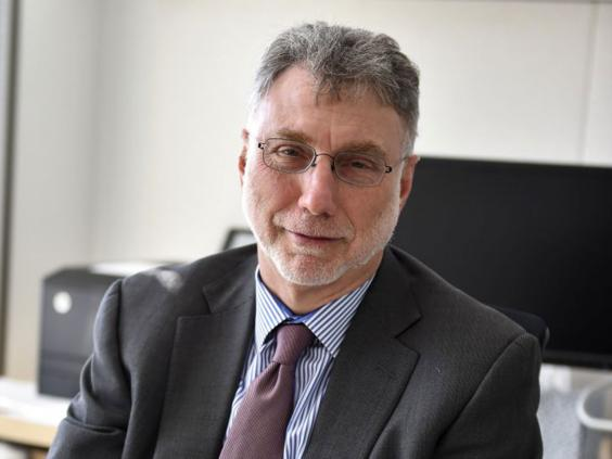 Marty Baron: Rock star