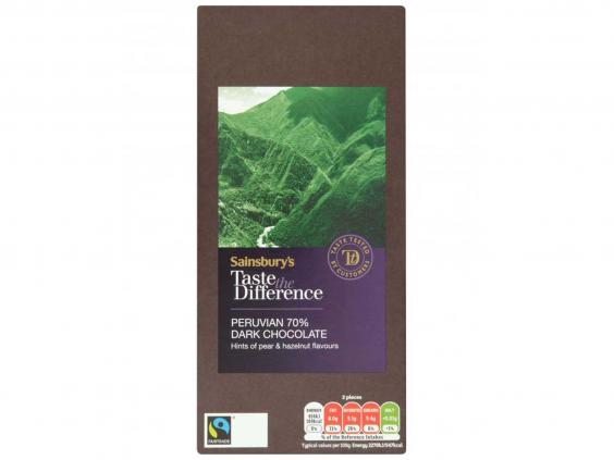 10 best fairtrade chocolate the independent. Black Bedroom Furniture Sets. Home Design Ideas