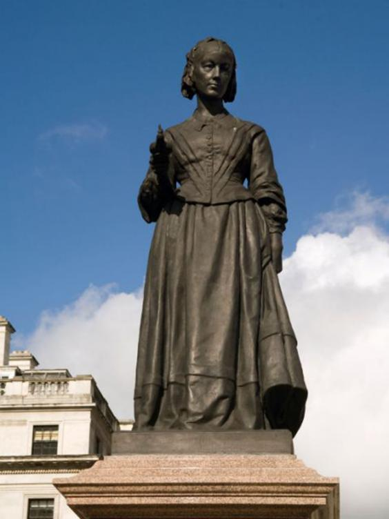 florence nightingale leadership style Section of the crimean war memorial click on the image for a larger view florence nightingale was born on 12 may 1820 at the villa la columbaia in florence she was.