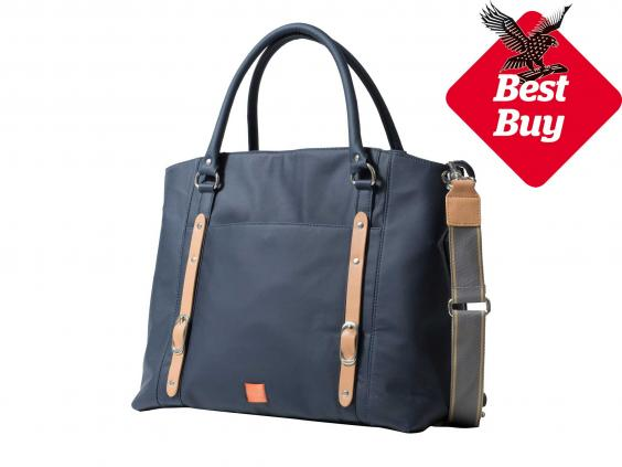 Best leather changing bag