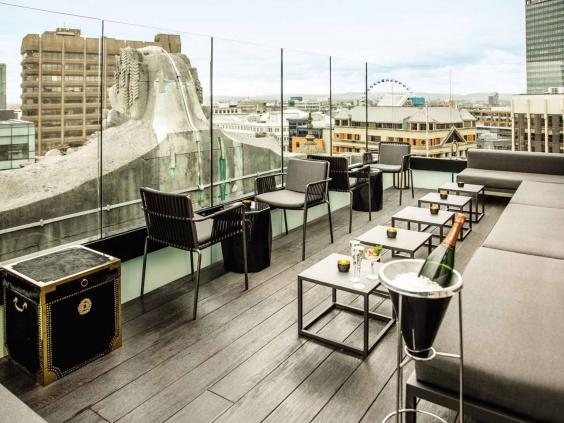 Hotel Gotham Manchester Hotel Review Welcome To The