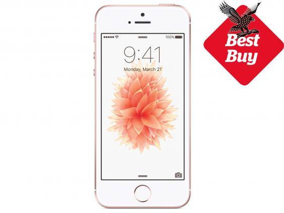 The Newest IPhone Announced On Monday Looks Like An Improved 5s Its Four Inch Screen Means It Feels Much More Suited To Smaller Hands And