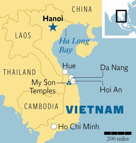 Vietnam S Historic North South Railway Ride The