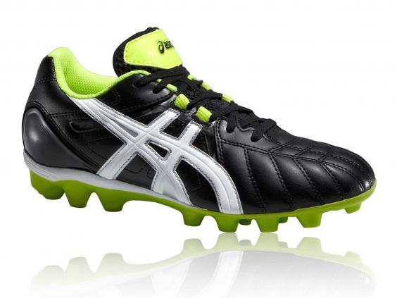 asics kids football boots