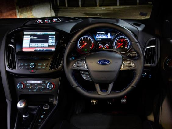 the ford focus rs is much more than a focus st motoring lifestyle the independent. Black Bedroom Furniture Sets. Home Design Ideas