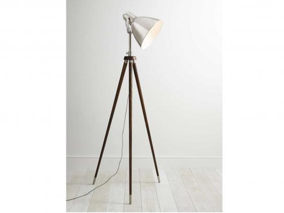 Wooden Floor Lamps Bhs: Whitewash bedside tables images edward ...