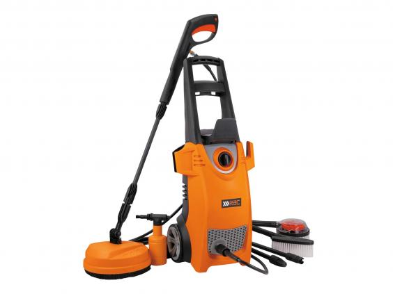 Rac pressure washer review