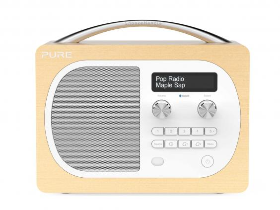 first radios  the distinctive wooden cased models promised a natural  sound  The Evoke is the latest iteration of the design and looks great on a  bedside. 10 best digital radios   The Independent