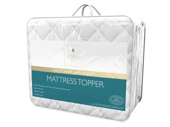 12 Best Mattress Toppers The Independent