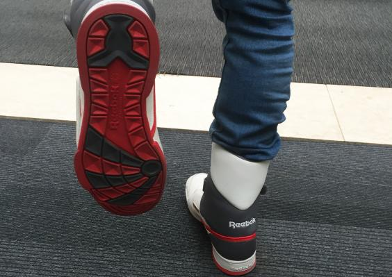 Reebok Alien Stomper On Feet