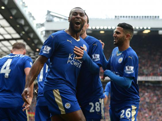 Leicester still on track to win title